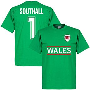 Wales Southall 1 Team Tee - Green