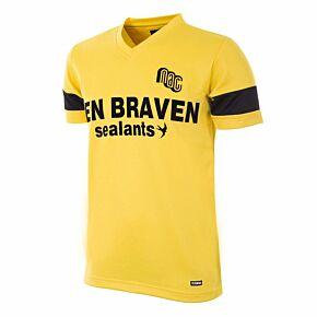 89-90 NAC Breda Home Retro Shirt