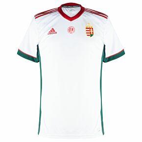21-22 Hungary Away Shirt