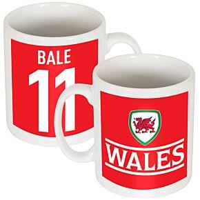 Wales Bale Team Mug