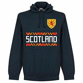 Scotland Team Hoodie - Navy