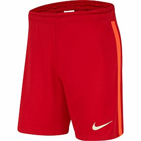 21-22 Liverpool Home Shorts