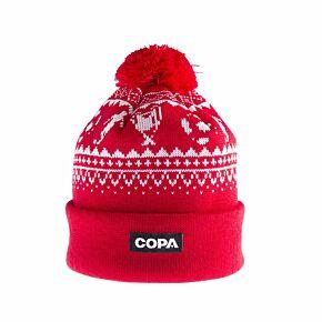 Copa Beanie - Red