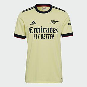 21-22 Arsenal Away Shirt