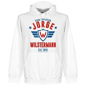 CD Jorge Wilstermann Established Hoodie - White