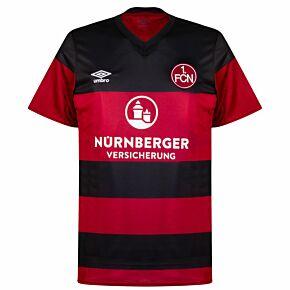 20-21 FC Nurnberg Home Shirt
