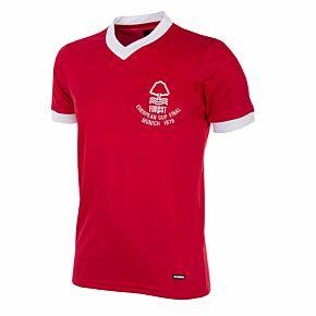 1979 Nottingham Forest Home Retro Shirt