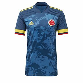 20-21 Colombia Away Shirt