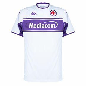 21-22 Fiorentina Away Shirt