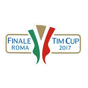 2017 Tim Cup Final Patch