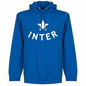 Inter Star Hoodie - Royal Blue