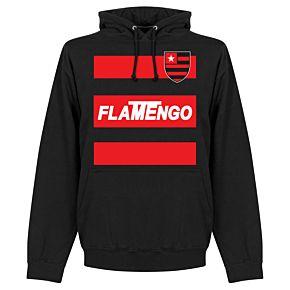 Flamengo Team Hoodie - Black