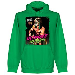 Ultimate Warrior Hoodie - Green