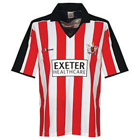 99-00 Exeter City Home Jersey - Grade 9