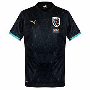 20-21 Austria Away Shirt + 2020 Transfer