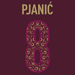 Pjanic 8 (Lyon Art Style)