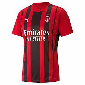 21-22 AC Milan Home Shirt