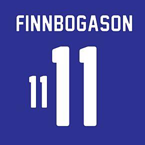 Finnbogason 11 (Official Printing)