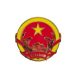 Vietnam Pin Badge