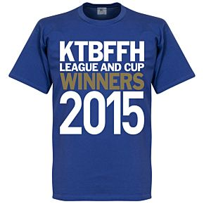 KTBFFH 2015 Winners Tee - Royal