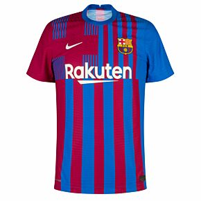 21-22 Barcelona Dri-Fit ADV Match Home Shirt