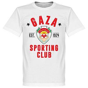 Gaza Established Tee - White