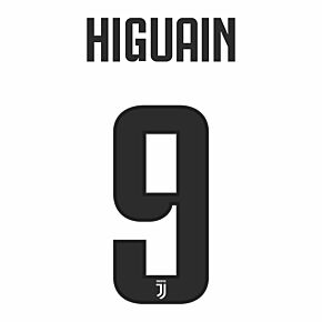 Higuain 9 (Official Printing)