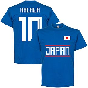 Japan Kagawa 10 Team Tee - Royal