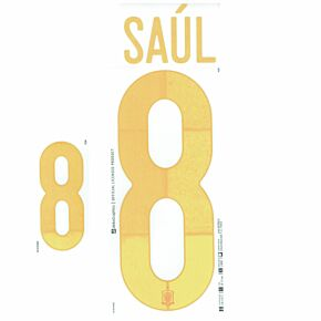 Saul 8 (Official Printing)