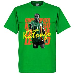 Katongo Legend Tee - Green