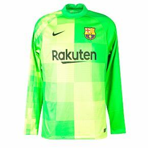 21-22 Barcelona Away L/S GK Shirt