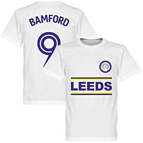 Leeds Bamford 9 Team Tee - White