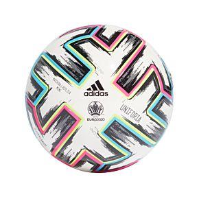Adidas EURO 2020 Uniforia Mini Skills Ball - White (Size 1)
