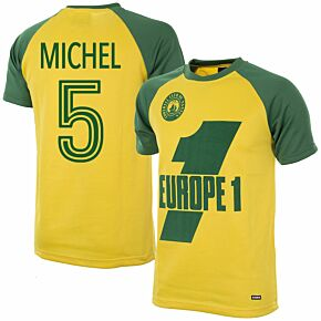 78-79 FC Nantes Retro Shirt + Michel 5