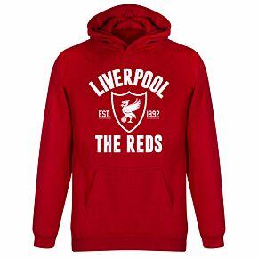 Liverpool Established KIDS Hoodie - Red