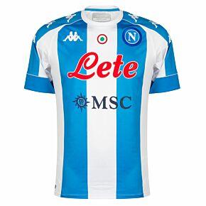 2021 Napoli 4th Pro Shirt