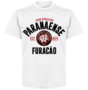 Atletico Paranaense Established T-Shirt - White