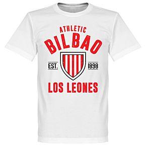 Bilbao Established Tee - White