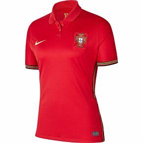 20-21 Portugal Womens Home Shirt