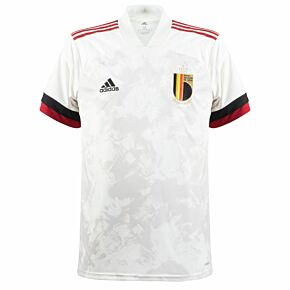2021 Belgium Away Shirt