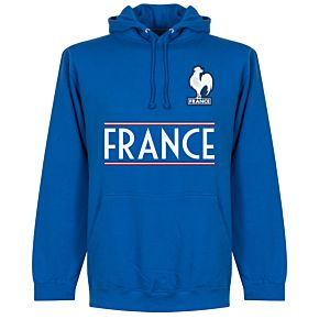 France Team Hoodie - Royal