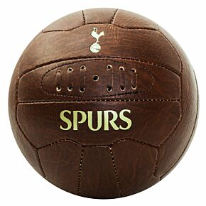 Tottenham Faux Leather Football (Size 5)