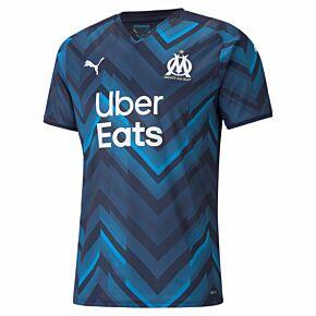 21-22 Olympique Marseille Away Shirt