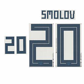 Smolov 20 (Official Printing)