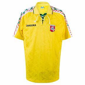Diadora Lithuania 1997-1999 Home Shirt - USED Condition (Excellent) - Size XXL