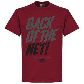 Retake Back of the Net! Tee - Chilli Red