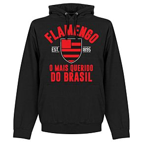 Flamengo Established Hoodie - Black