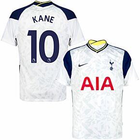 20-21 Tottenham Home Shirt + Kane 10