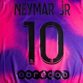 Neymar Jr 10 (Official Printing) - 20-21 PSG 4th