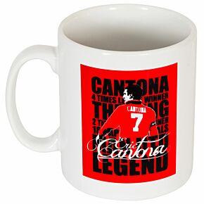 Cantona Legend Mug